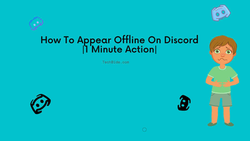 How To Appear Offline On Discord |1 Minute Action|