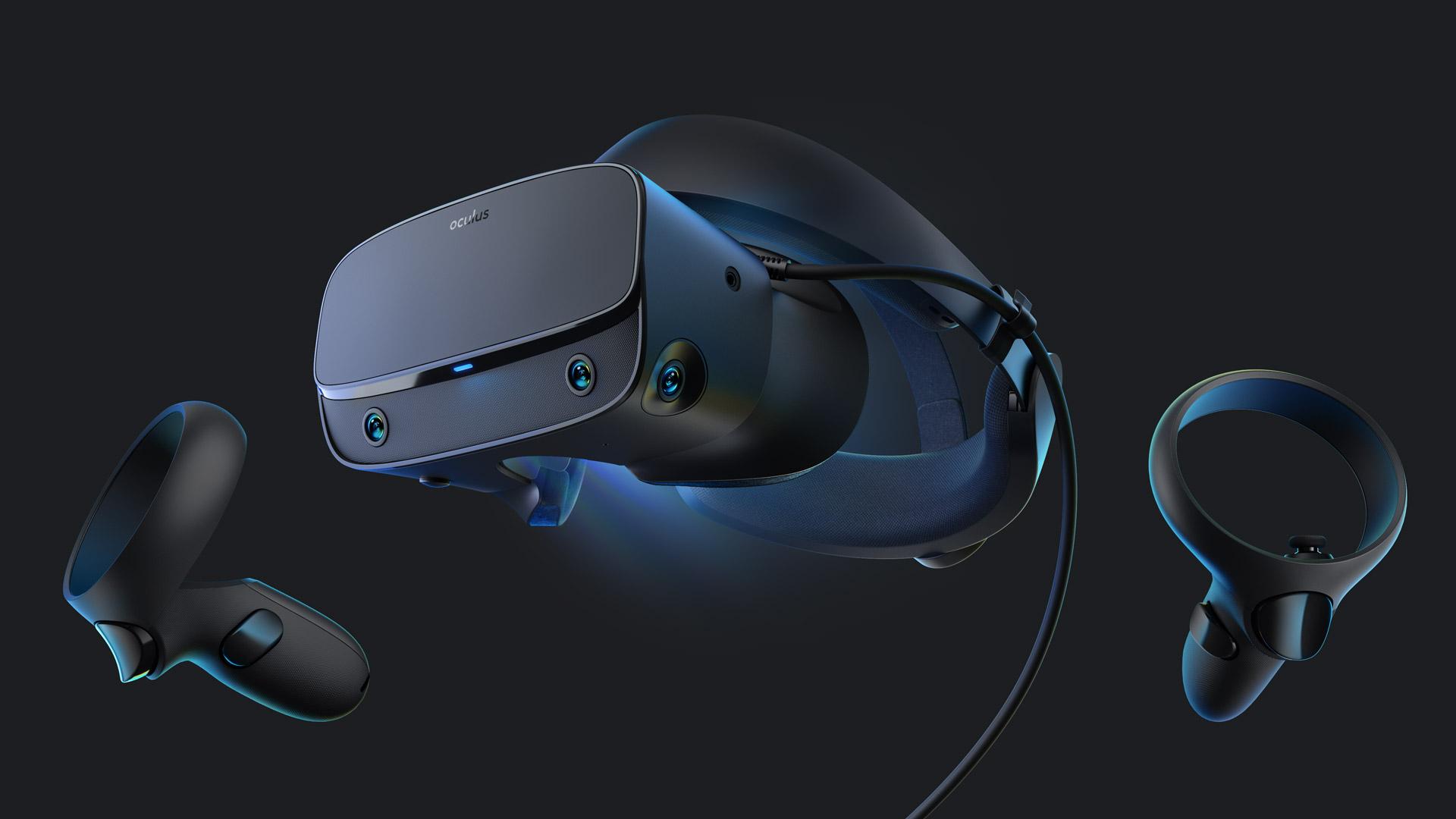 Oculus Rift S black screen