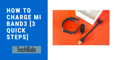How to Charge Mi Band 3 [Simple and Proven Solutions]