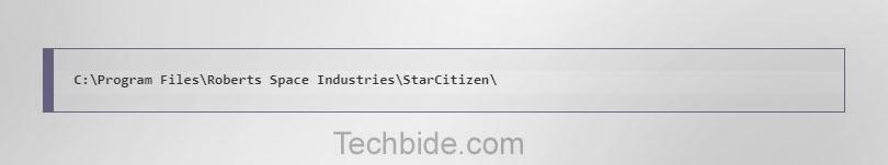 how to fix the Star Citizen Installer Error
