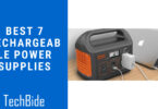 Best 7 Rechargeable Power Supplies