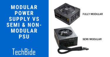 What is a modular power supply