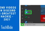 Send Videos on Discord