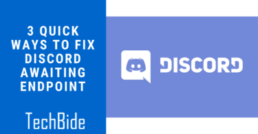 Discord Awaiting Endpoint