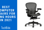 Best Computer Chairs For Long Hours in 2021