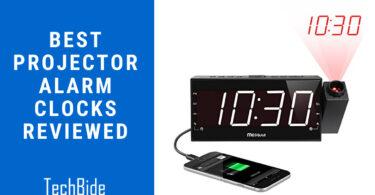 Best Projector Alarm Clocks Reviewed