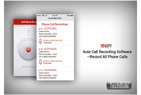 Location backup issues on Xnspy phone tracker